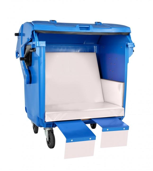Sonnentonne blau im Kundendesign
