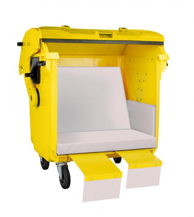 Sonnentonne gelb im Kundendesign
