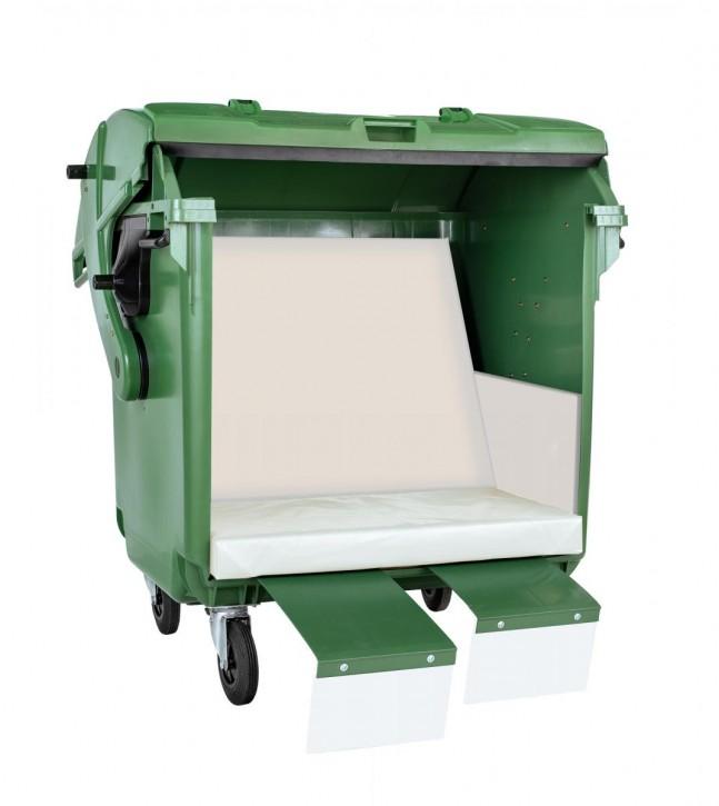 Sonnentonne grün im Kundendesign