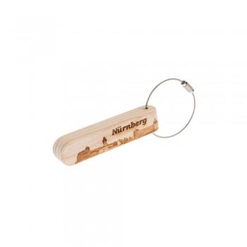 Schlüsselanhänger mit Heimatmotiv