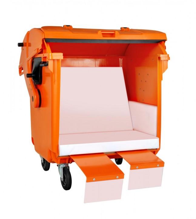 Sonnentonne orange im Kundendesign